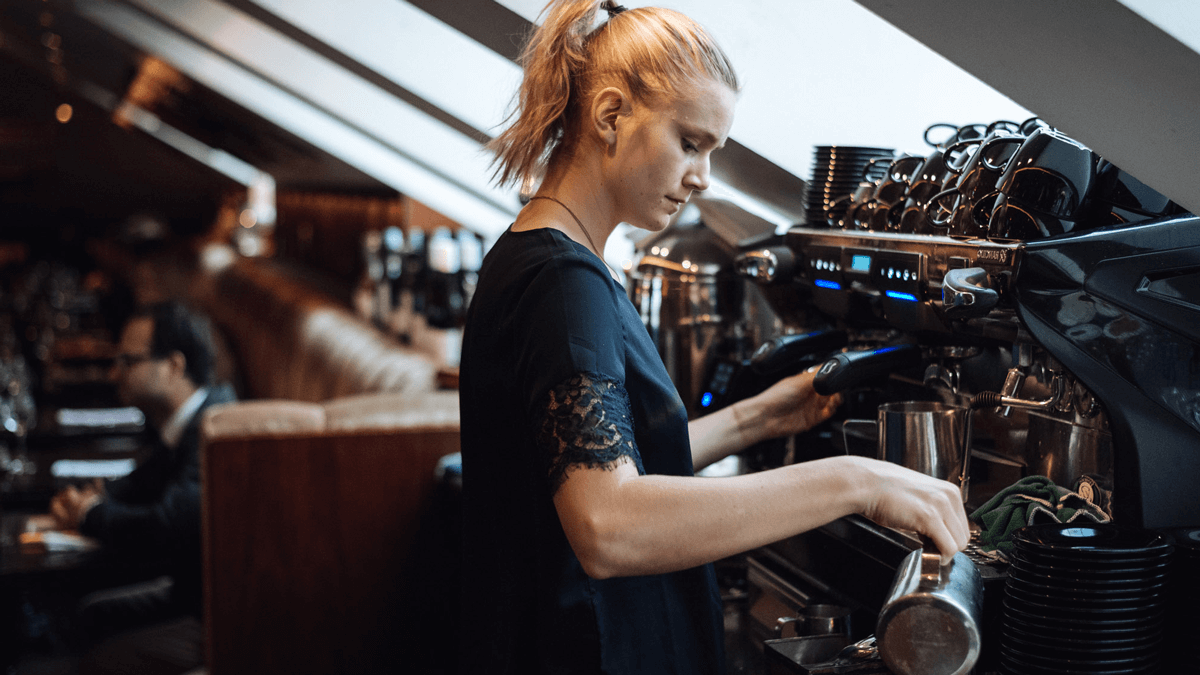Automatisch beheer van koffie- en frisdrankmachines