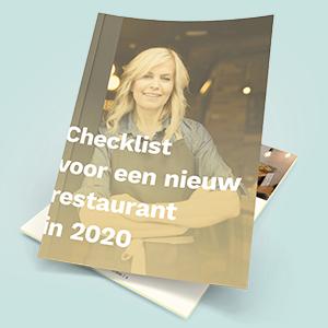 checklist vooe een nieuw restaurant in 2020