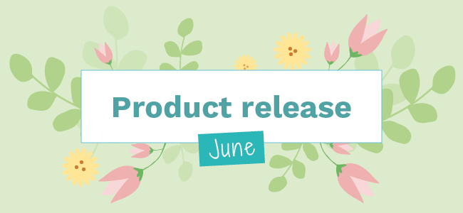 Product release June